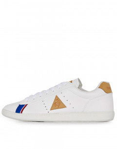 LE COQ SPORTIF Courtstar Craft White Brown