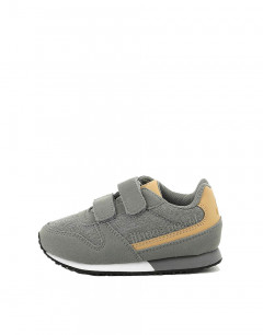 LE COQ SPORTIF Alpha II Inf Craft Grey