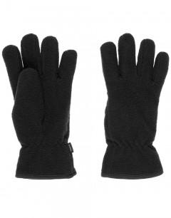 NAME IT Fleece Gloves Black