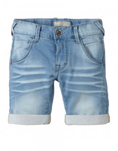 NAME IT Jungen Denim Shorts Blue
