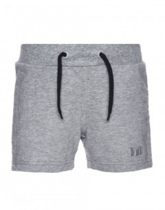 NAME IT Jungen Sweat Shorts Grey