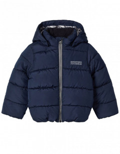 NAME IT Milton Quilted Puffer Jacket Dark Sapphire