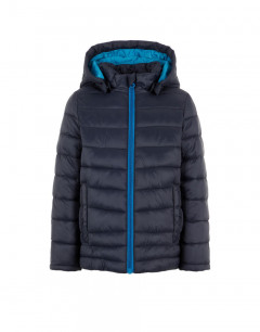NAME IT Move Lightweight Puffer Jacket Dark Sapphire