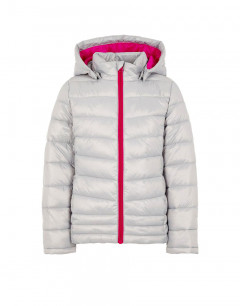 NAME IT Move Lightweight Puffer Jacket Frost Grey