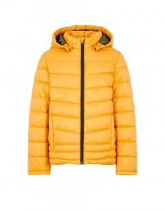 NAME IT Move Lightweight Puffer Jacket Golden Orange
