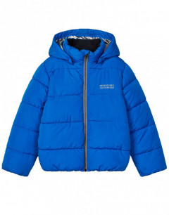 NAME IT Quilted Puffer Jacket Skydiver