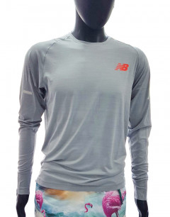 NEW BALANCE Elite Seasoless Ls Athlet Grey