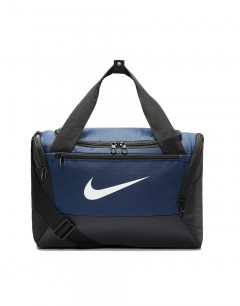 NIKE Brasilia Training Duffel Bag XS Navy