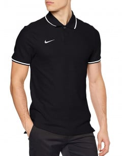 NIKE Club Polo Black