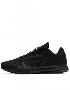 NIKE Downshifter 9 Gs All Black
