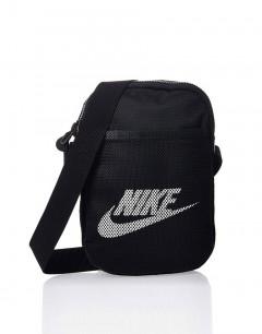 NIKE Heritage Cross-body Bag Black