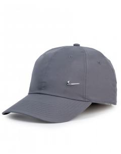 NIKE Metal Swoosh Cap H86 Grey