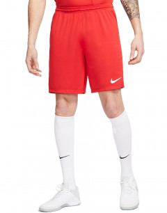 NIKE Park III Dri-FIT Shorts Red