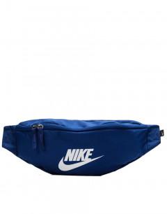 NIKE Sportswear Heritage Hip Pack Navy