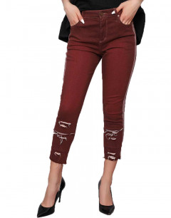 NEGATIVE Beatris Jeans Red