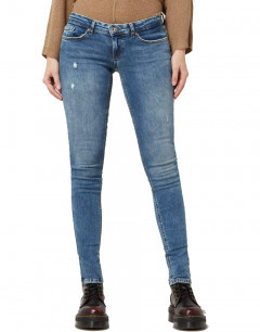 ONLY Coral Life Skinny Fit Jeans Denim