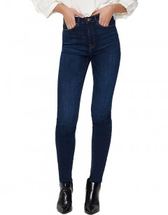 ONLY Paola Skinny Fit Jeans Blue Denim