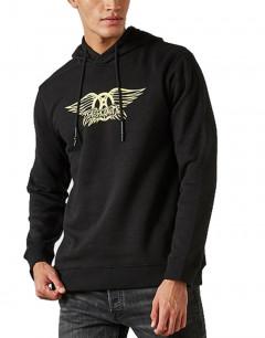 ONLY&SONS Aerosmith Hoodie Black