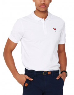 ONLY&SONS Billy Regural Polo White