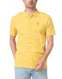 ONLY&SONS Billy Regural Polo Yellow