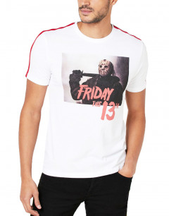 ONLY&SONS Friday Graphic Tee White