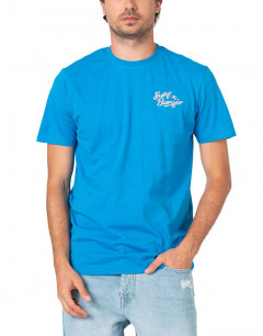 ONLY&SONS Illusion Tee Blue