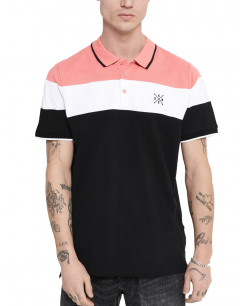 ONLY&SONS Kahlil Slim Polo Mauveglow