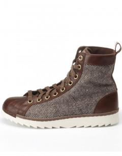 AIDIDAS Originals Superstar Jungle Brown Boots