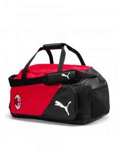 PUMA AC Milan Liga Bag Black