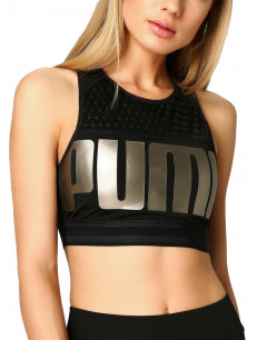 PUMA Ambition Bra M Black