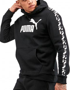 PUMA Amplified Hoody Black