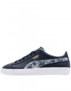 PUMA Basket Classic Secret Garden Navy
