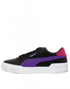 PUMA Cali Bold Black/Purple