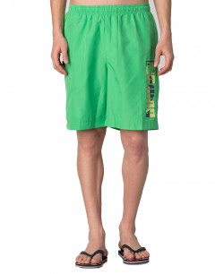 PUMA Casual Logo Shorts Green
