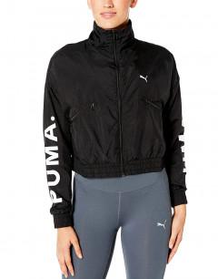 PUMA Chase Woven Jacket Black