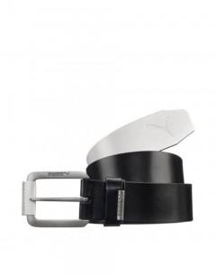PUMA Colorblock Cut To Lenght Belt Black