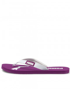 PUMA Cozy Flip Flop Purple