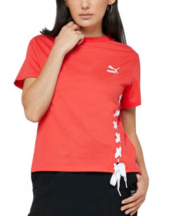 PUMA Crush Tee Red