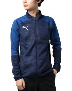 PUMA Cup Training Jacket Blue