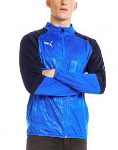 PUMA Cup Training Poly Core Jacket Blue