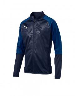 PUMA Cup Training Poly Core Jacket Dark Blue