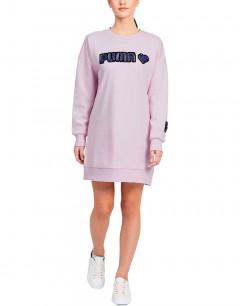 PUMA Digital Love Dress Pink