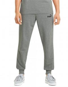 PUMA Ess Logo Pant Grey