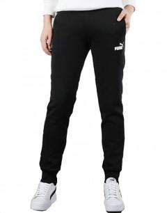 PUMA Ess Sweat Fl Cl Pants Black