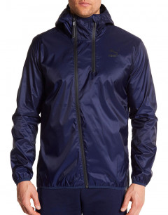 PUMA Evo Windbreaker Jacket Navy