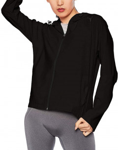 PUMA Evrostripe Move Woven Jacket Black