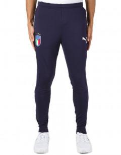 PUMA FIGC Italia Training Sweatpants Navy