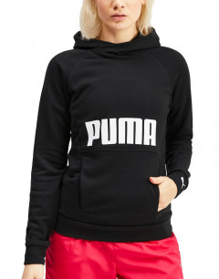 PUMA Fav Training Hoodie Black