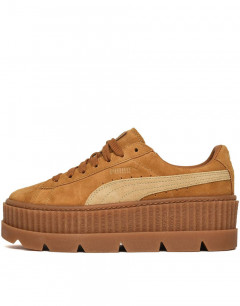 PUMA Fenty By Rihanna Cleated CreepeR Golden Brown