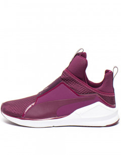 PUMA Fierce Quilted Magent
